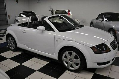 2002 Audi TT Only 46,370 Miles! NICEST ONE AROUND!! 45k Service Done 04/2017! AMAZING CONDITION!!