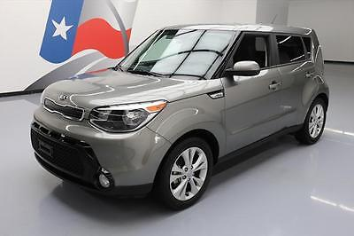 2016 Kia Soul  2016 KIA SOUL + AUTOMATIC REAR CAM BLUETOOTH ALLOYS 34K #291777 Texas Direct