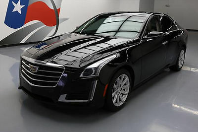 2016 Cadillac CTS  2016 CADILLAC CTS 2.0T TURBO REAR CAM BOSE AUDIO 16K MI #144883 Texas Direct