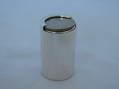 Vintage Tiffany Sterling Coin Holder