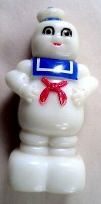 1987 Original Ghostbusters Stay Puft Marshmallow Man Figural Pencil Sharpener