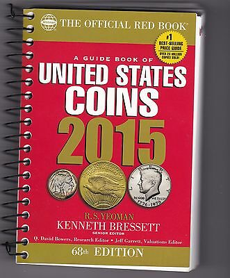 Official2015  Red Book United Ststes Coins
