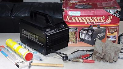 Cigweld Compact 2 Heavy Duty Home Welder
