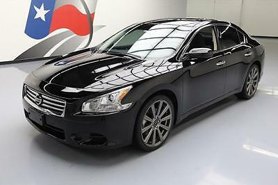 2014 Nissan Maxima  2014 NISSAN MAXIMA 3.5 S SUNROOF BLUETOOTH 20'S ONLY 3K #479261 Texas Direct