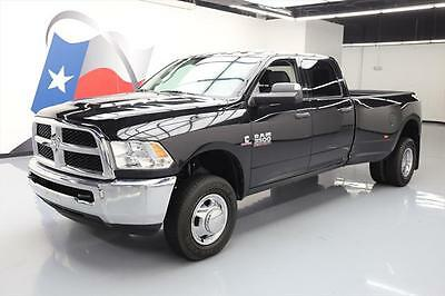 2016 Dodge Ram 3500  2016 DODGE RAM 3500 TRADESMAN 4X4 DIESEL DRW REAR CAM!! #108076 Texas Direct