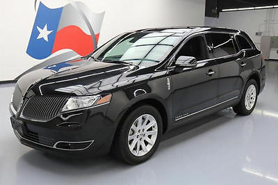 2015 Lincoln MKT  2015 LINCOLN MKT AWD LEATHER PANO NAV REAR CAM 38K MI #L02847 Texas Direct Auto
