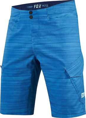 Fox Ranger Cargo Heather 2017 - Mtb Shorts - Blue