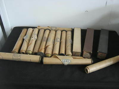 Lot 15 QRS Word Player Piano Rolls, Autograph, Nola, Indiana Moon, After Storm
