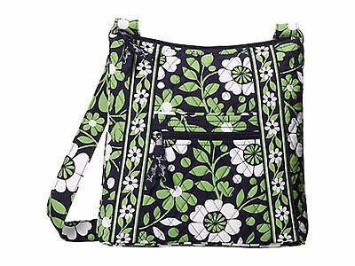 Vera Bradley Large Hipster Cross Body In Lucky You