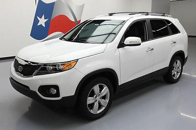 2013 Kia Sorento EX Sport Utility 4-Door 2013 KIA SORENTO EX PREMIUM PLUS 7-PASS LEATHER NAV 36K #417436 Texas Direct