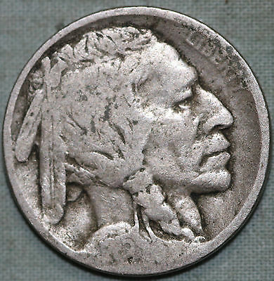 1915 D Buffalo nickel~No Reserve~Combined S.& H.