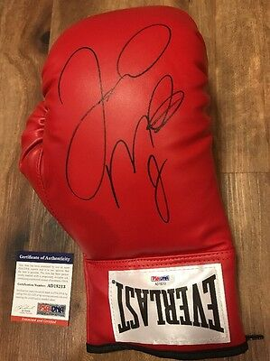 Floyd Money Mayweather Jr Autographed Signed Boxing Glove PSA/DNA Authentication