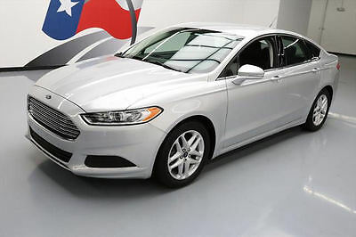 2015 Ford Fusion  2015 FORD FUSION SE ECOBOOST REAR CAM ALLOY WHEELS 20K #242189 Texas Direct Auto