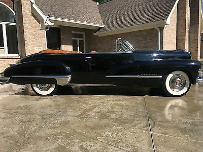 1947 Cadillac Other  1947 Cadillac Convertible SHARP CAR MUST GO DOWN SIZING COLLECTION MAKE OFFER