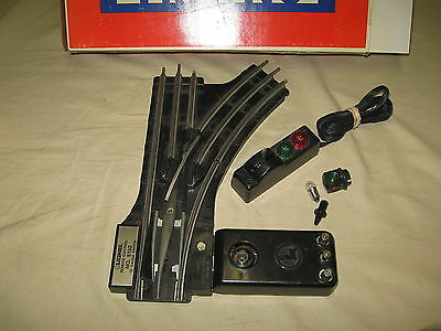Lionel 5133 Rh Electtric Switch Like Original 022 For O Gauge - Excellent