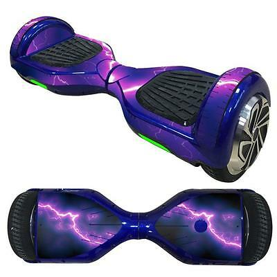 Protective Vinyl Skin Decal for 6.5in Self Balancing Scooter Hoverboard 2 Wheel