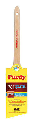 Purdy XL Elite Dale  2 in. W Angle  Chinex/Polyester  Trim Paint Brush