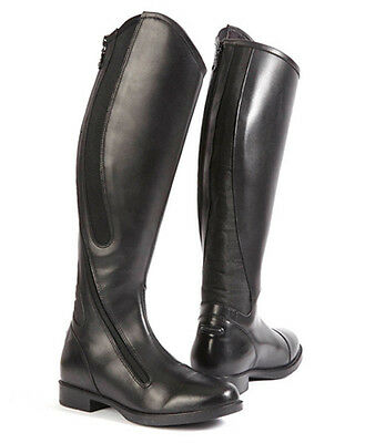 Toggi Cartwright Long Riding Boots - Black 39 / 6