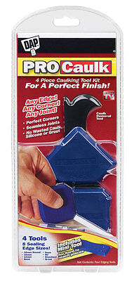 Dap  Professional  Caulk Refinishing Tool Kit