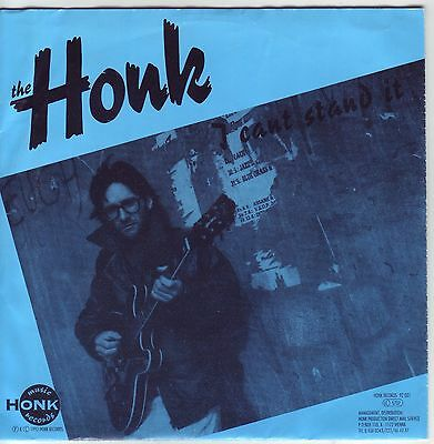 """7"" - THE HONK - I can`t stand it - RARE AUSTRIA-Pressung !!!"