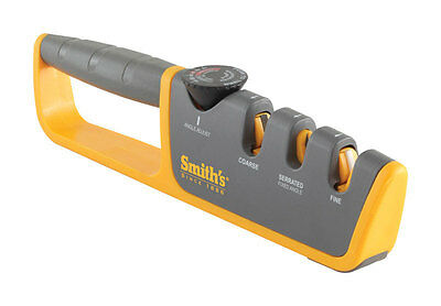 Smith's  Adjustable Angle Manual Knife Sharpener