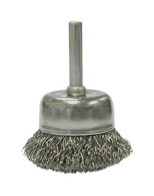 Weiler  Crimped Wire Cup Brush, 36029