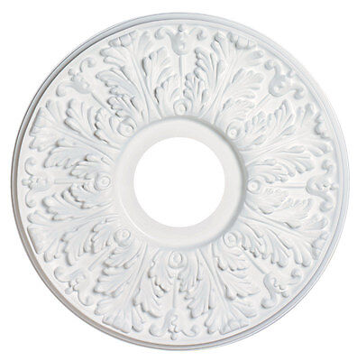 Westinghouse  16 in. Dia. Traditional  Ceiling Medallion