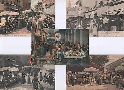06 - Nice  -  Les  Marches - Lot 55  Cpa