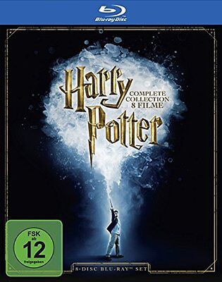 Harry Potter - The Complete Collection [Blu-ray] | DVD | neu