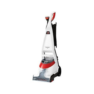 Bissell PowerWash Plus 1225E Upright Carpet Cleaner 800W 2.1m Hose Red & White