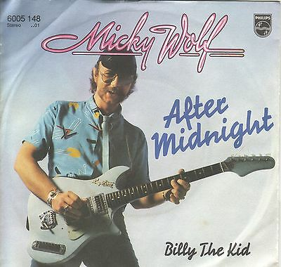 """7"" - MICKY WOLF - After Midnight"