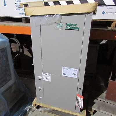 FHP Heating and Air Conditioning Heat Pump Model EM036-1 VTC Vertical Flow
