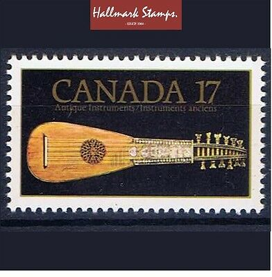 canada stamps sg1001 The Look Of Music Exhibition Vancouver  1981... Mint ...