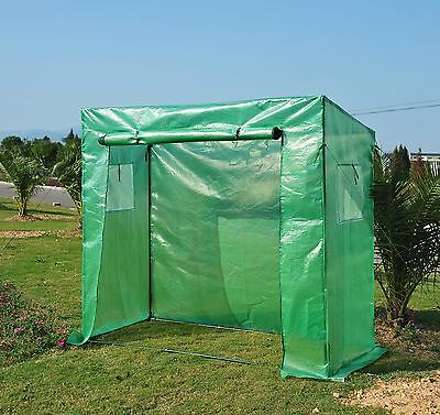 """Greenhouse Flower Vegetables Plant Warm Grow House Shed Portable Cover 79"""" x 30"""""""