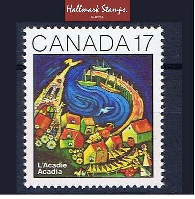 canada stamps sg1021 Centenary of first Acadia Arcadian Community 1981  ... Mint