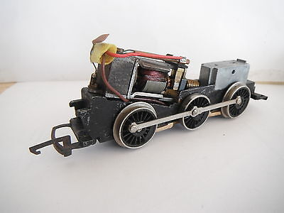 Hornby 0-6-0 Chassis & Xo4 Motor Bright Steel Tyres Couplings Nylon Cog Gc