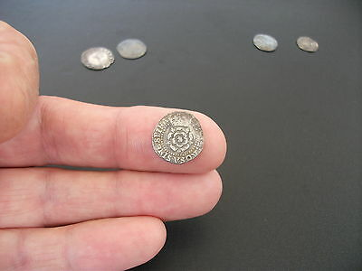 KING JAMES 1ST half groat metal detecting field finds