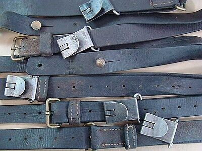 Swedish Mauser Leather Sling USED ORIGINAL