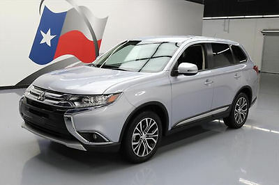 2016 Mitsubishi Outlander  2016 MITSUBISHI OUTLANDER SE 7-PASS HEATED SEATS 32K MI #016879 Texas Direct