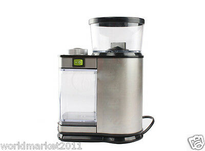 New 75W Stainless Steel Blades Convenient Fast Power-driven Coffee Grinder
