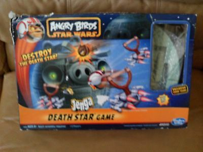 Angry Birds Star Wars Death Star Game