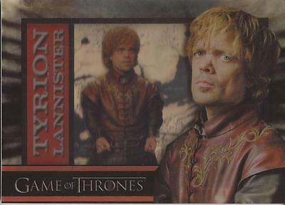 "Game of Thrones Season 1 - ""Tyrion Lannister"" Shadowbox Chase Card"