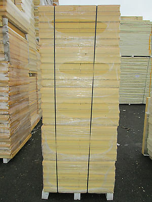 Seconds Insulation Board 90mm/100mm Kingspan/Recticel/Ecotherm