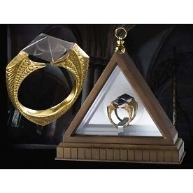 The Horcrux Ring (Harry Potter) by Noble Collection - Brand New!