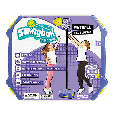 Mookie All Surface Netball NEW