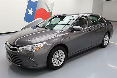 2016 Toyota Camry  2016 TOYOTA CAMRY LE CRUISE CTRL REAR CAM ALLOYS 21K MI #189956 Texas Direct