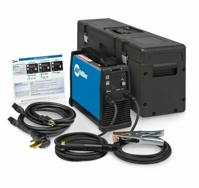 Miller Maxstar 161 S 120-240 V, X-Case, Stick Welder Package 907709001