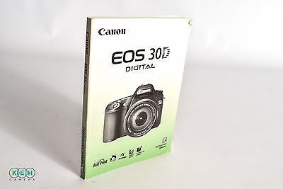 Canon EOS 30D Instruction Manual