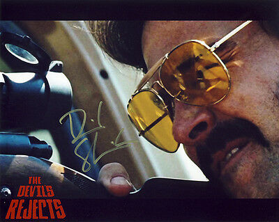 PRICES SLASHED! The Devils Rejects Dave Sheridan (Ray Dobson) Signed 10x8 Photo
