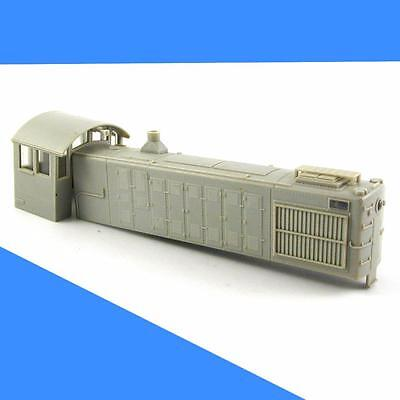 Undecorated S-2 S-4 Complete Body Shell  Atlas Roco  Version  Ho